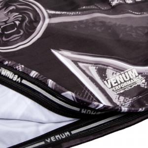 Рашгард Venum Gladiator 3.0(V-02986-108) Black White р. M